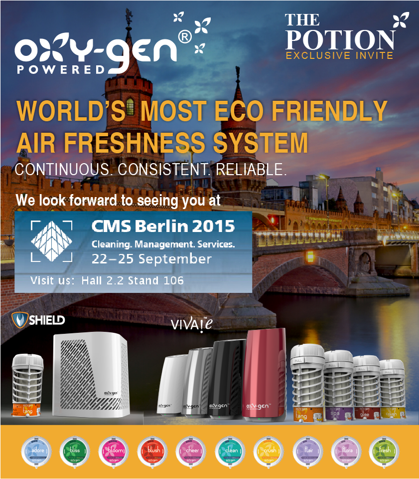 The Potion- CMS Berlin Invite
