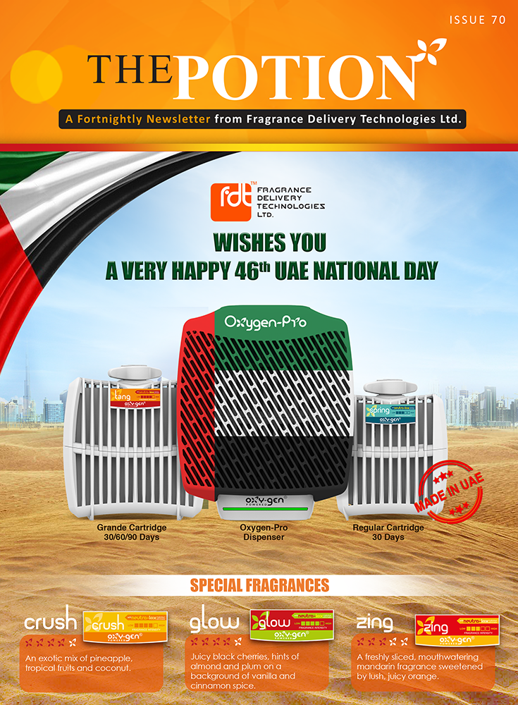 UAE National Day - The Potion Issue 70