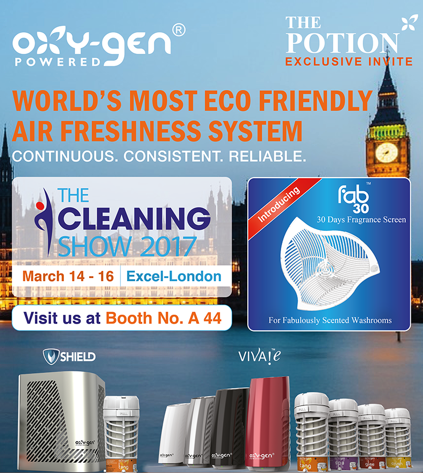 Cleaning Show UK