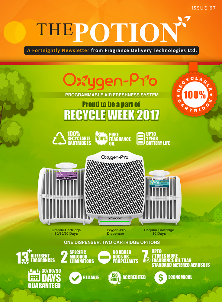Oxygen-Pro Recycle Week