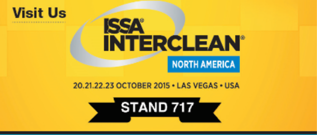 ISSA Interclean North America, Las Vegas 20-23 October 2015