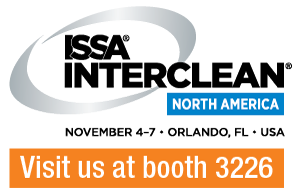 ISSA Interclean North America 4-7 November 2014