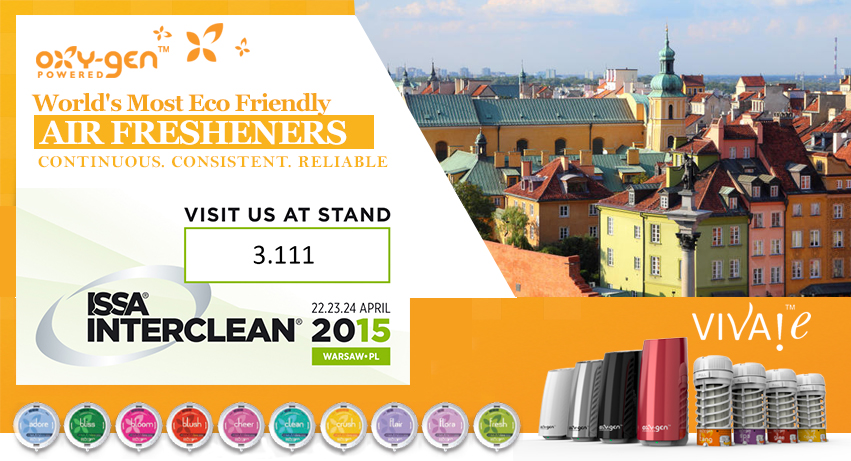 ISSA Interclean Poland, 22-24 April 2015