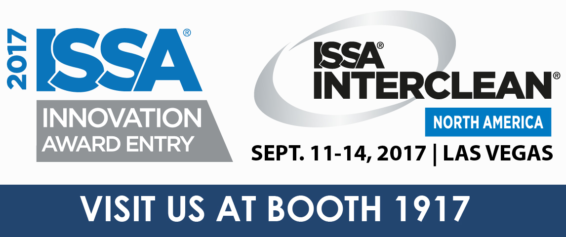 ISSA Interclean North America 11-14 September 2017